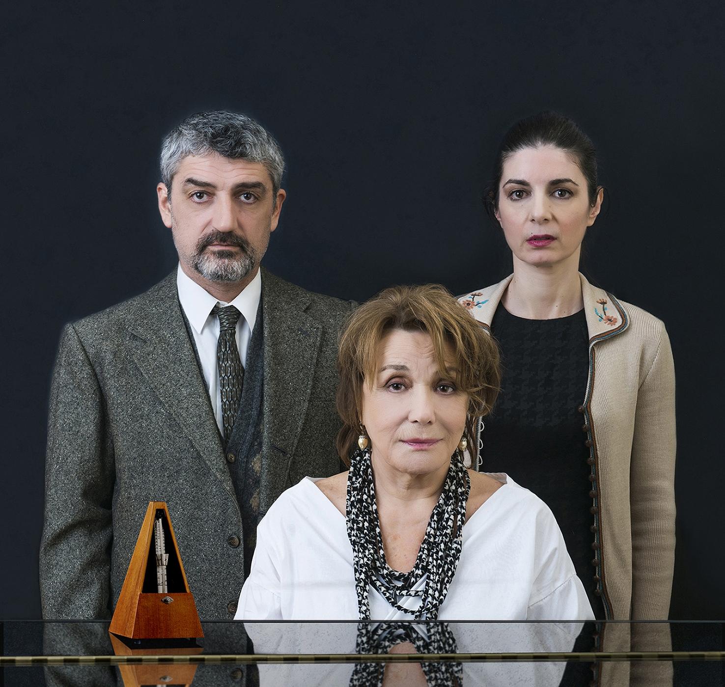 Δημήτρης Ήμελλος, Μπέττυ Αρβανίτη, Δέσποινα Κούρτη