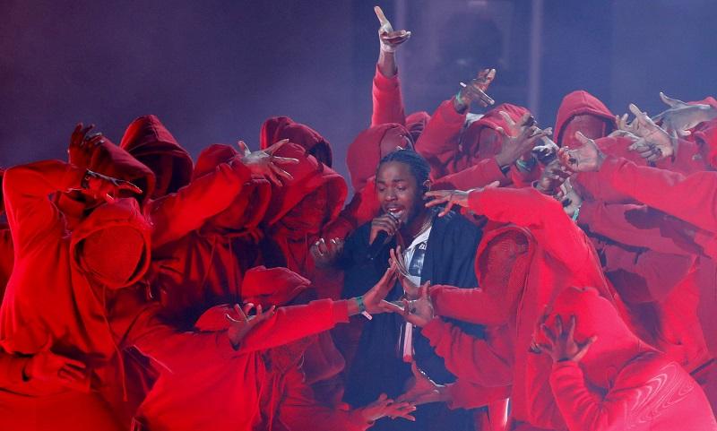 Kendrick Lamar - © Reuters
