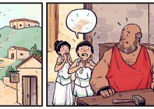 Μαθαίνω με Comics