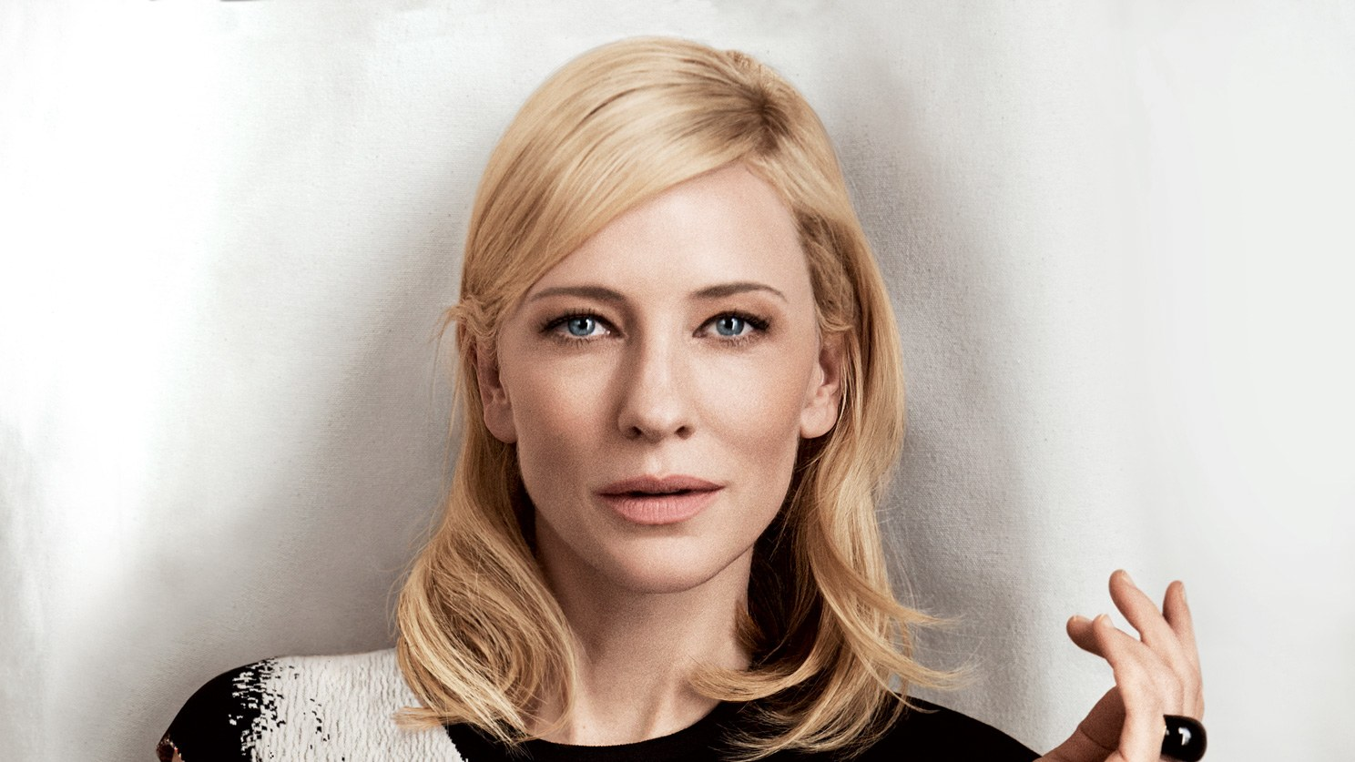 Cate Blanchett, φωτογραφία του Craig McDean, Vogue, 2014