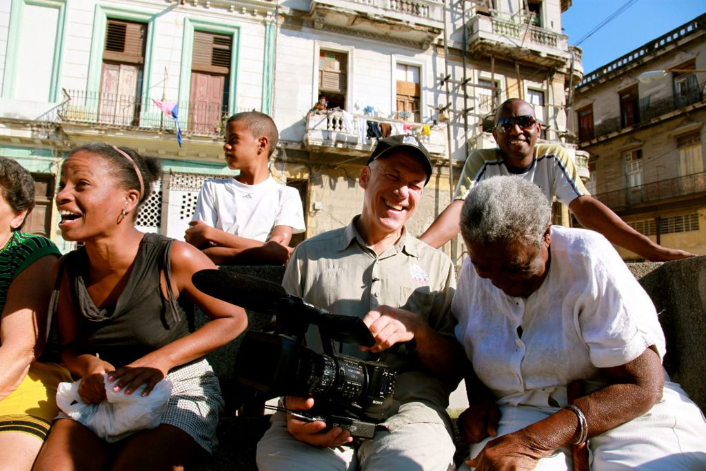 """Cuba And The Cameraman"""