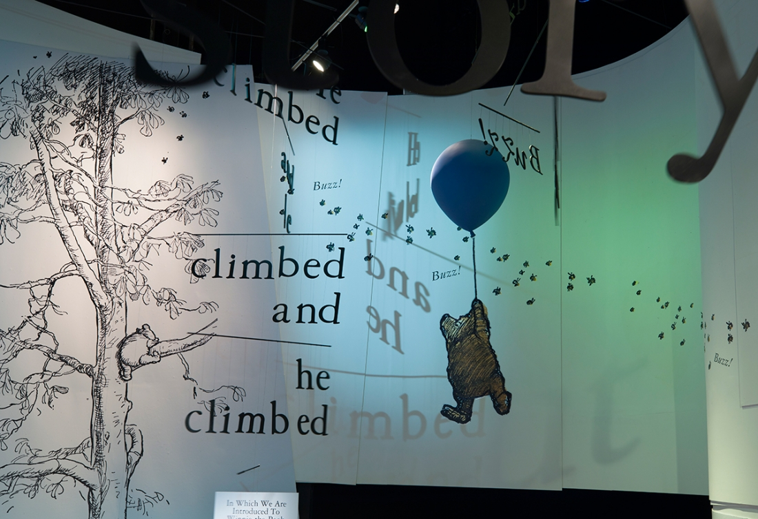 Winnie the-Pooh Exploring a Classic (c) Victoria and Albert-Museum, London
