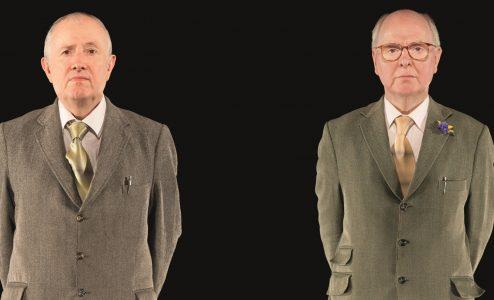 O Gilbert Proesch και ο George Passmore
