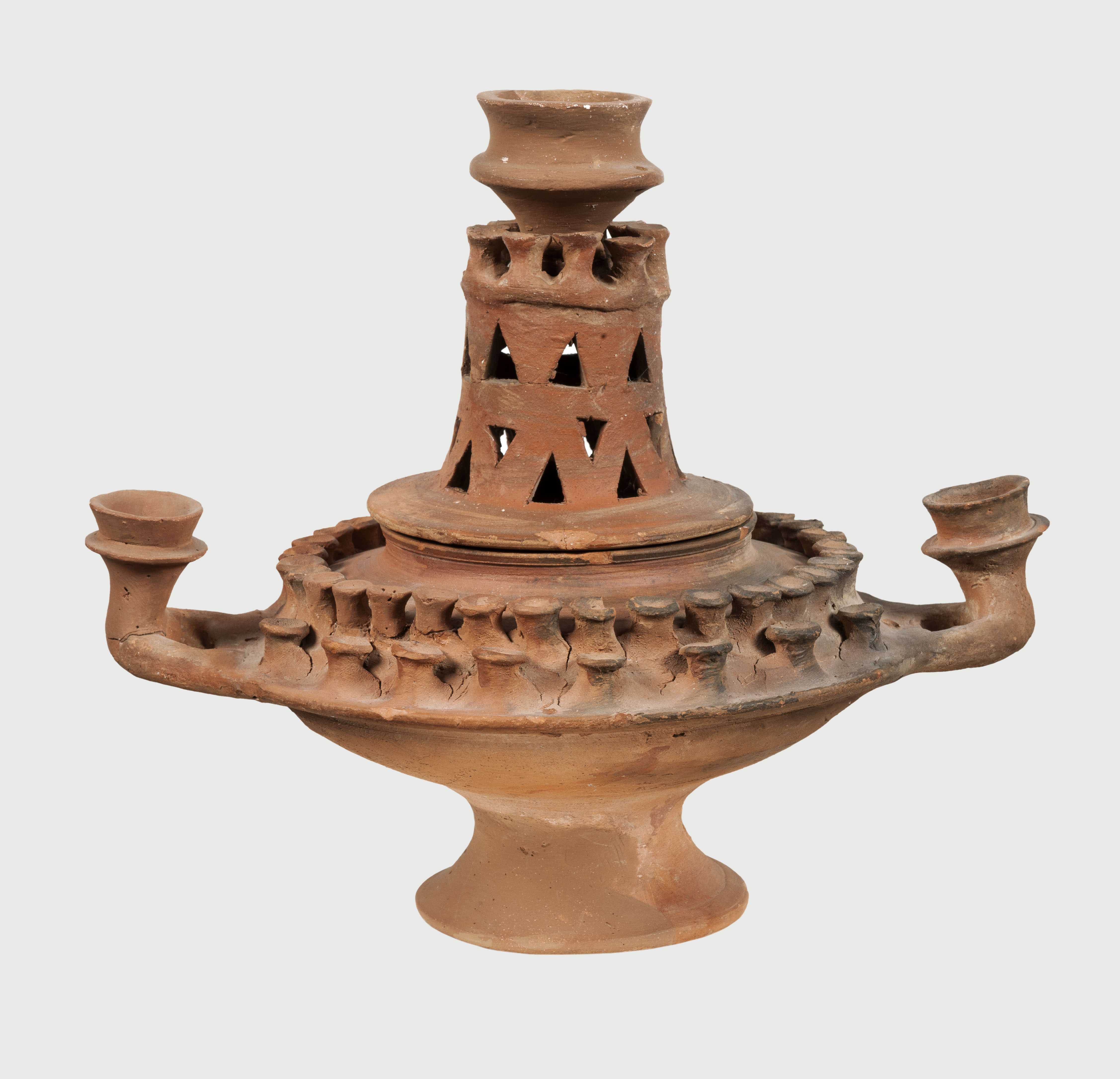 Κέρνος, τελετουργικό αγγείο από την Ελευσίνα