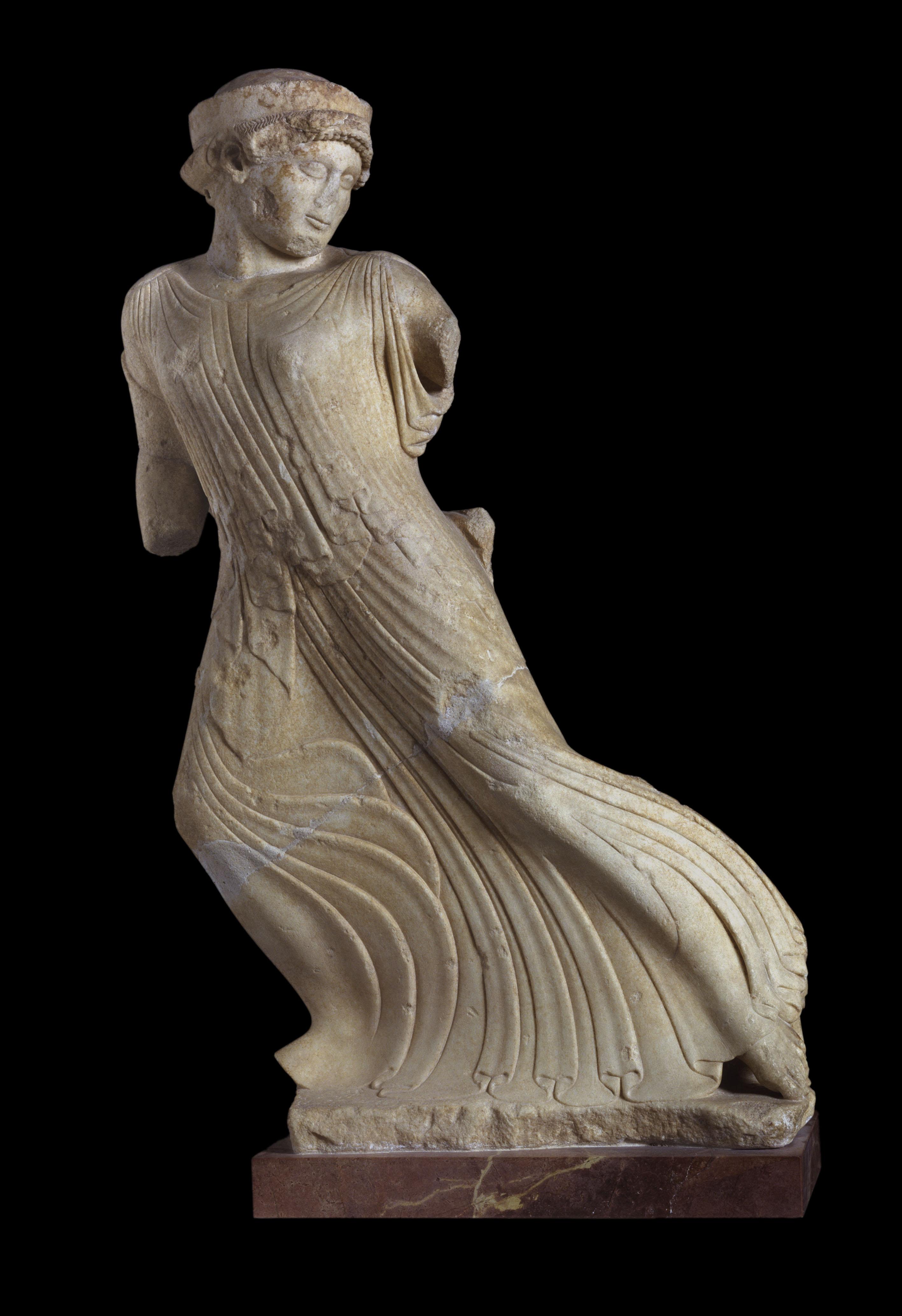 Η Φεύγουσα Περσεφόνη, 1ο μισό 5ου αιώνα π.Χ.