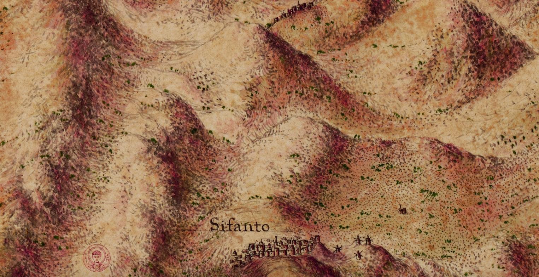 Aρχιπέλαγος 1685-1687 στους χάρτες του Λουδοβίκου ΙΔ΄