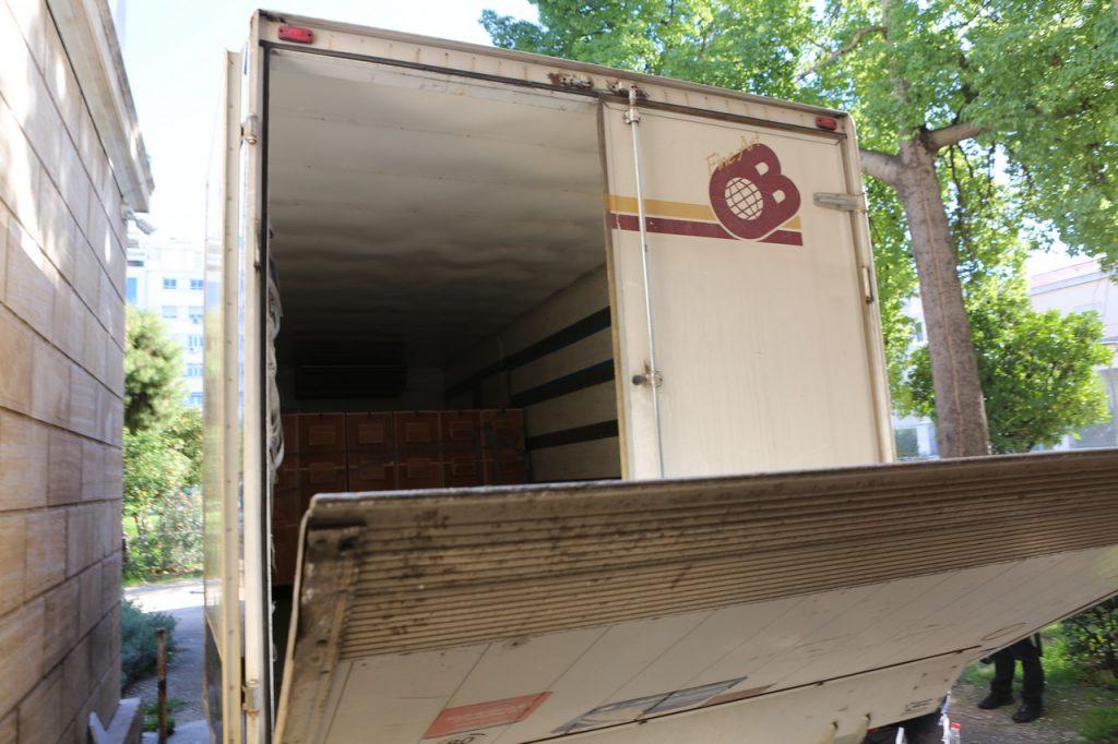 Μεταφορά των συλλογών της ΕΒΕ από το Βαλλιάνειο στο ΚΠΙΣΝ