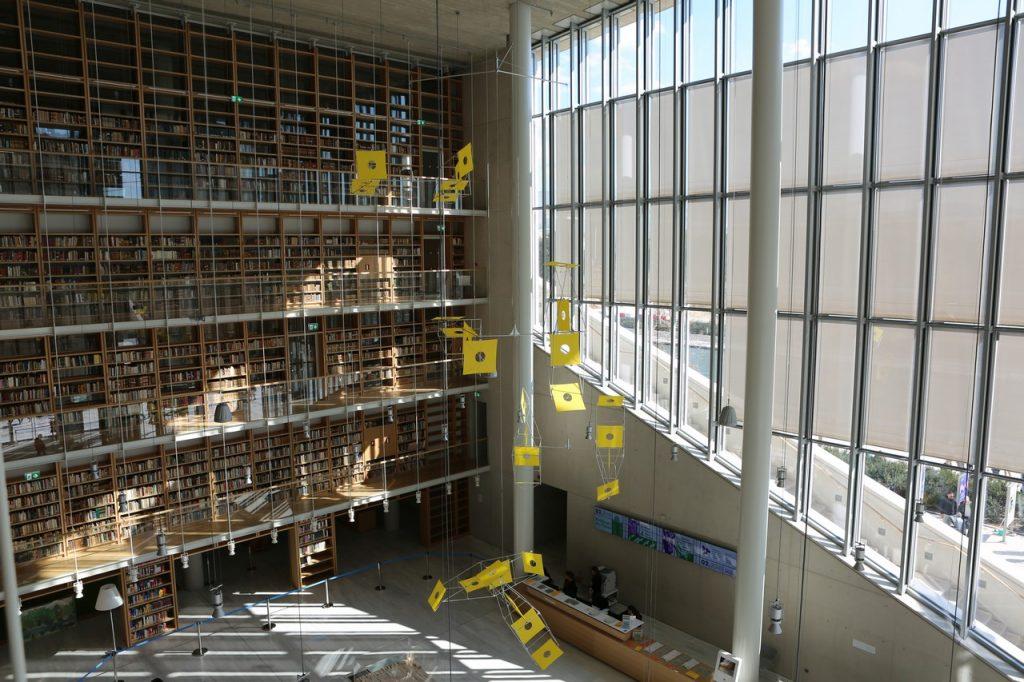 Οι νέες εγκαταστάσεις της ΕΒΕ στο ΚΠΙΣΝ
