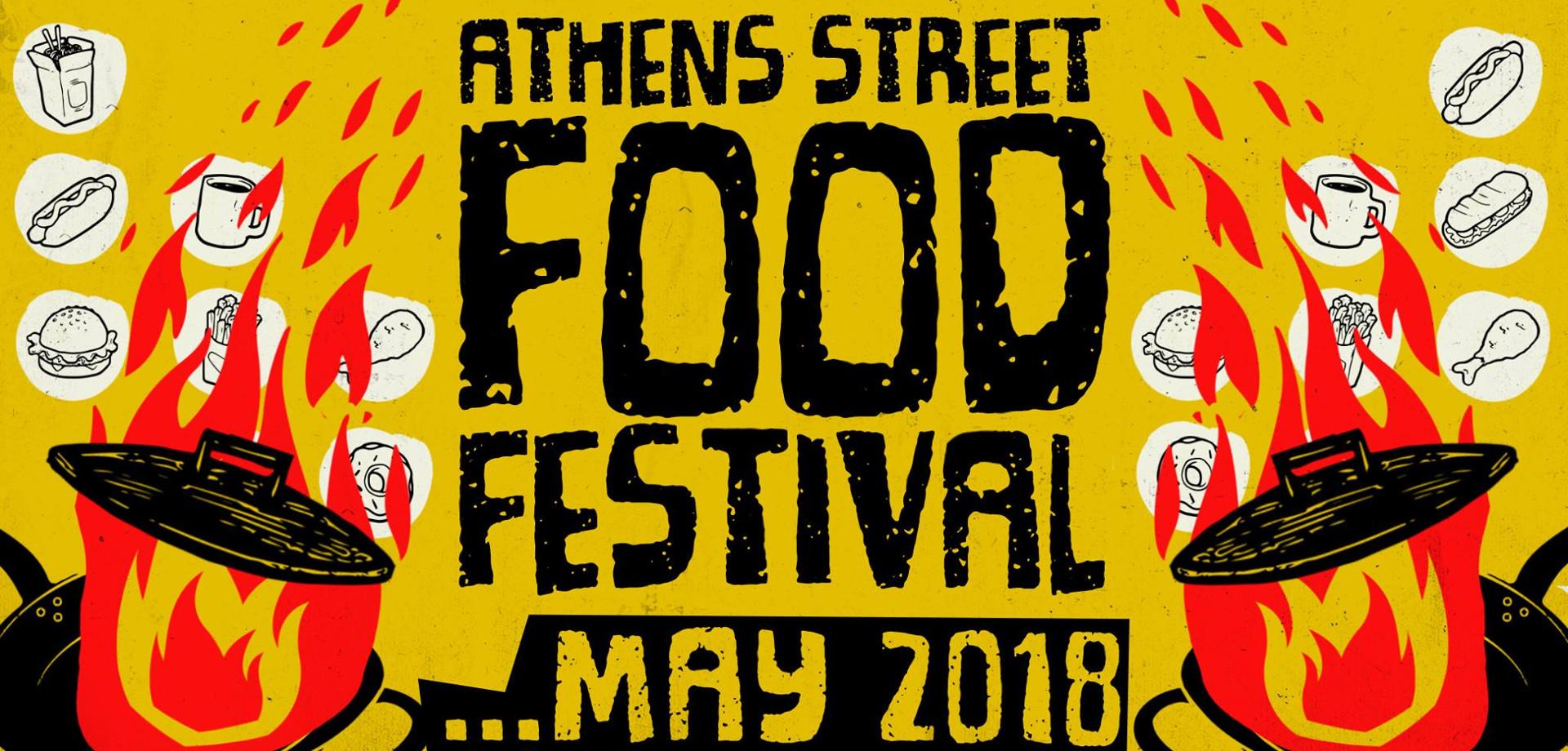 Αποτέλεσμα εικόνας για street food festival athens