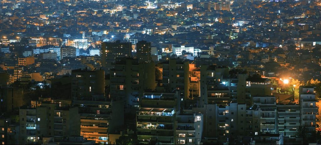 «City of Athens – A Portrait of a Changing Metropolis»