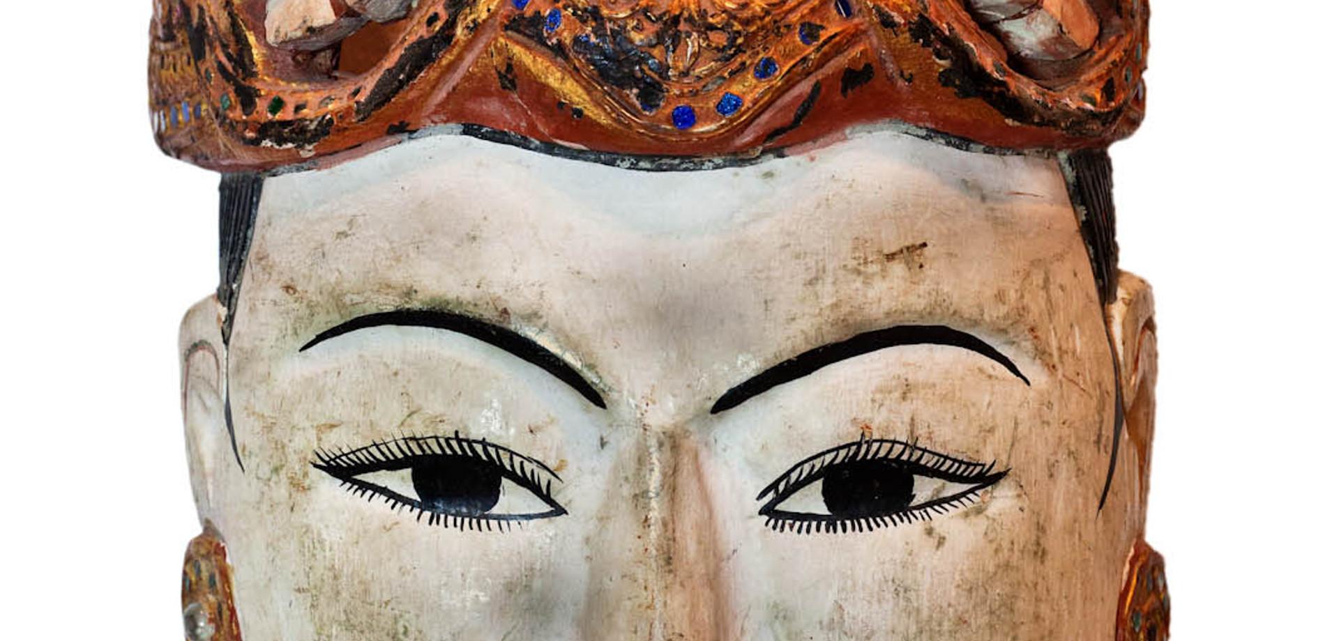 Έκθεση Τελετουργικών Μασκών από τη συλλογή Φώτη Καγγελάρη
