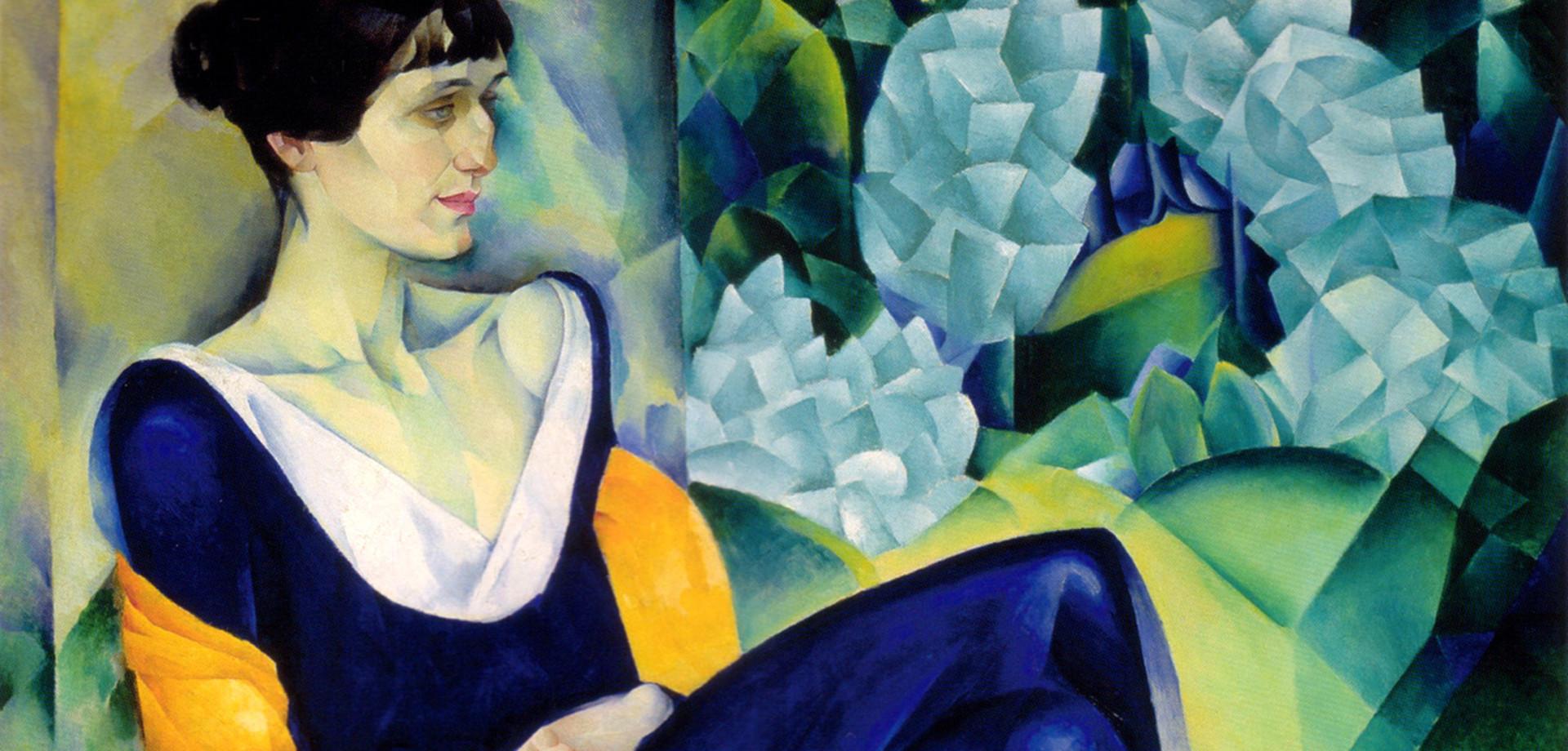 Άννα Αχμάτοβα
