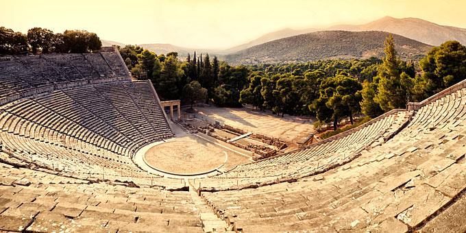 Θέατρο Αρχαίας Επιδαύρου