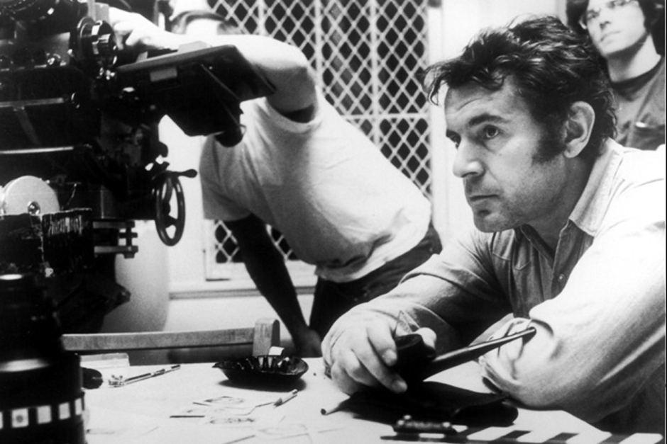 """Ο Μίλος Φόρμαν στα γυρίσματα της ταινίας """"Στη Φωλιά του Κου Κου"""" το 1975"""