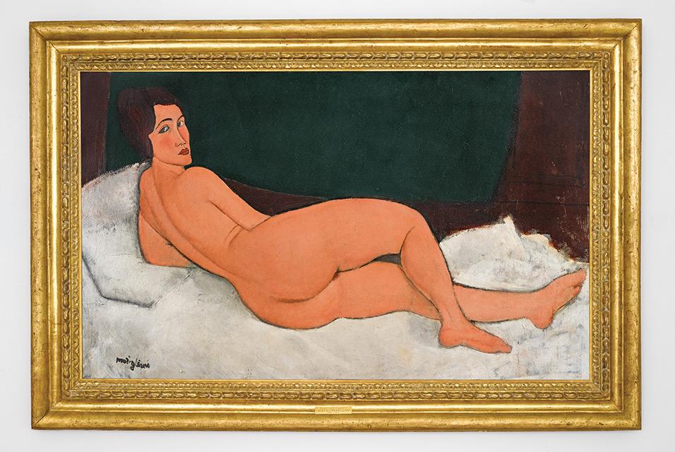 Ημι γυμνό μοντέλα