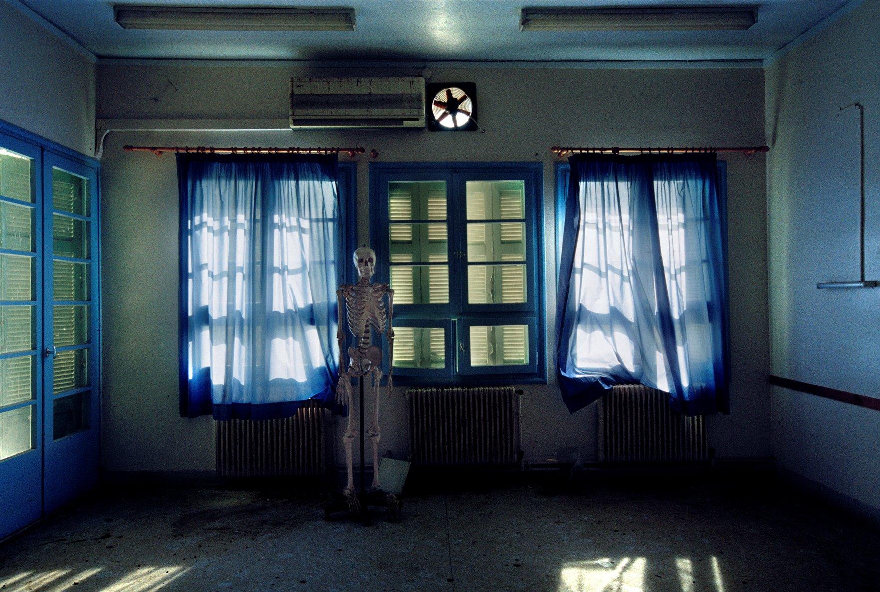 Ψυχιατρείο. Χανιά, Κρήτη 2010