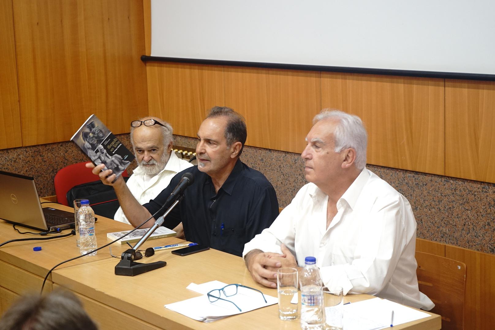 """Ο επιμελητής των εκθέσεων Μάνος Στεφανίδης έθεσε το ζήτημα επιστροφής της """"Κοιμωμένης"""" στην Τήνο"""