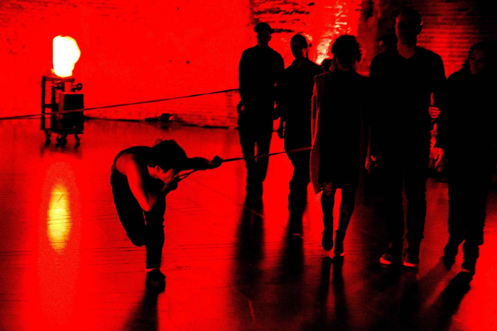 H Ultima Vez και ο Wim Vandekeybus στο 24ο Διεθνές Φεστιβάλ Χορού Καλαμάτας | Go Figure Out yourself |