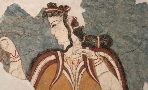 Οι αμέτρητες όψεις του Ωραίου: Ενδυμασίες του προϊστορικού Αιγαίου