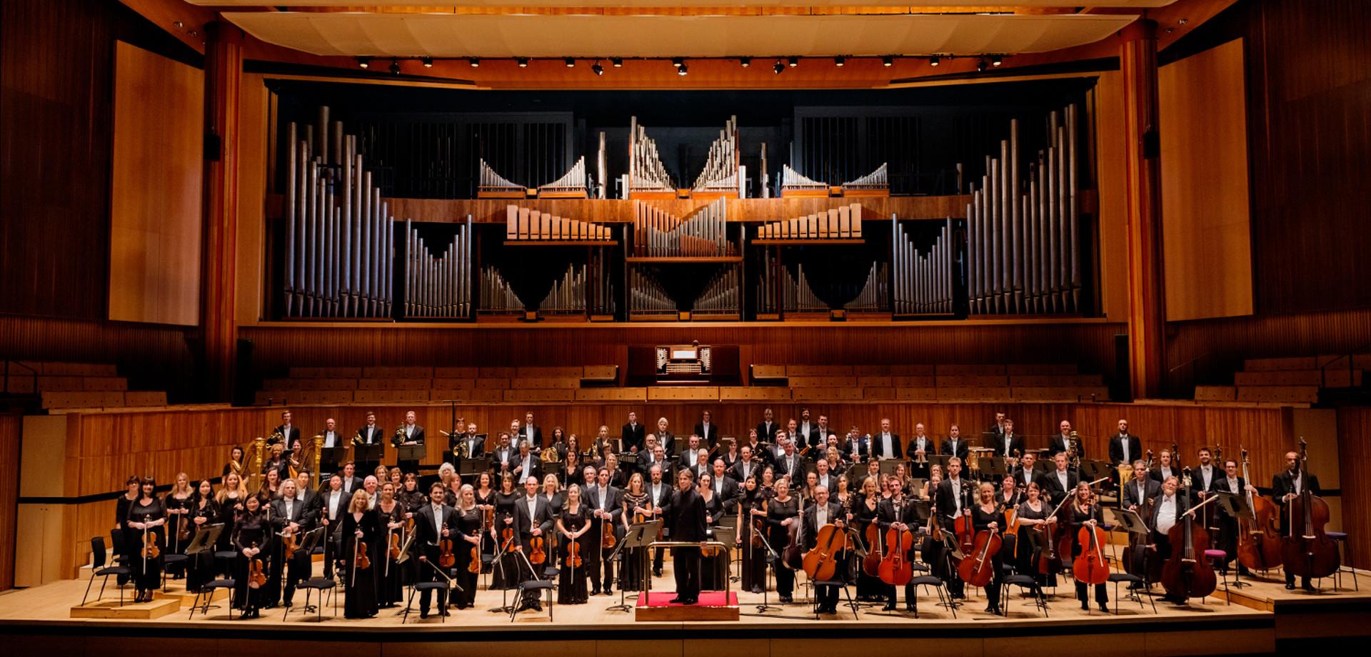 Philharmonia Orchestra - Esa-Pekka Salonen
