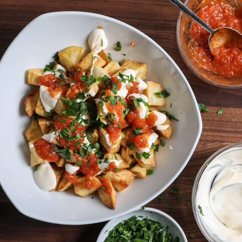 Patatas bravas! / © Abby Hocking