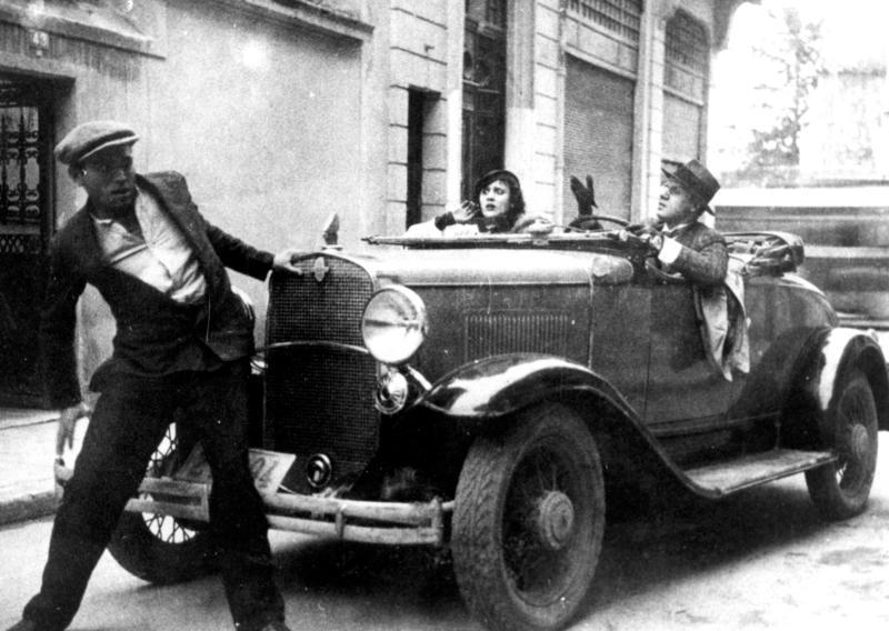 «Κοινωνική Σαπίλα» (1932)