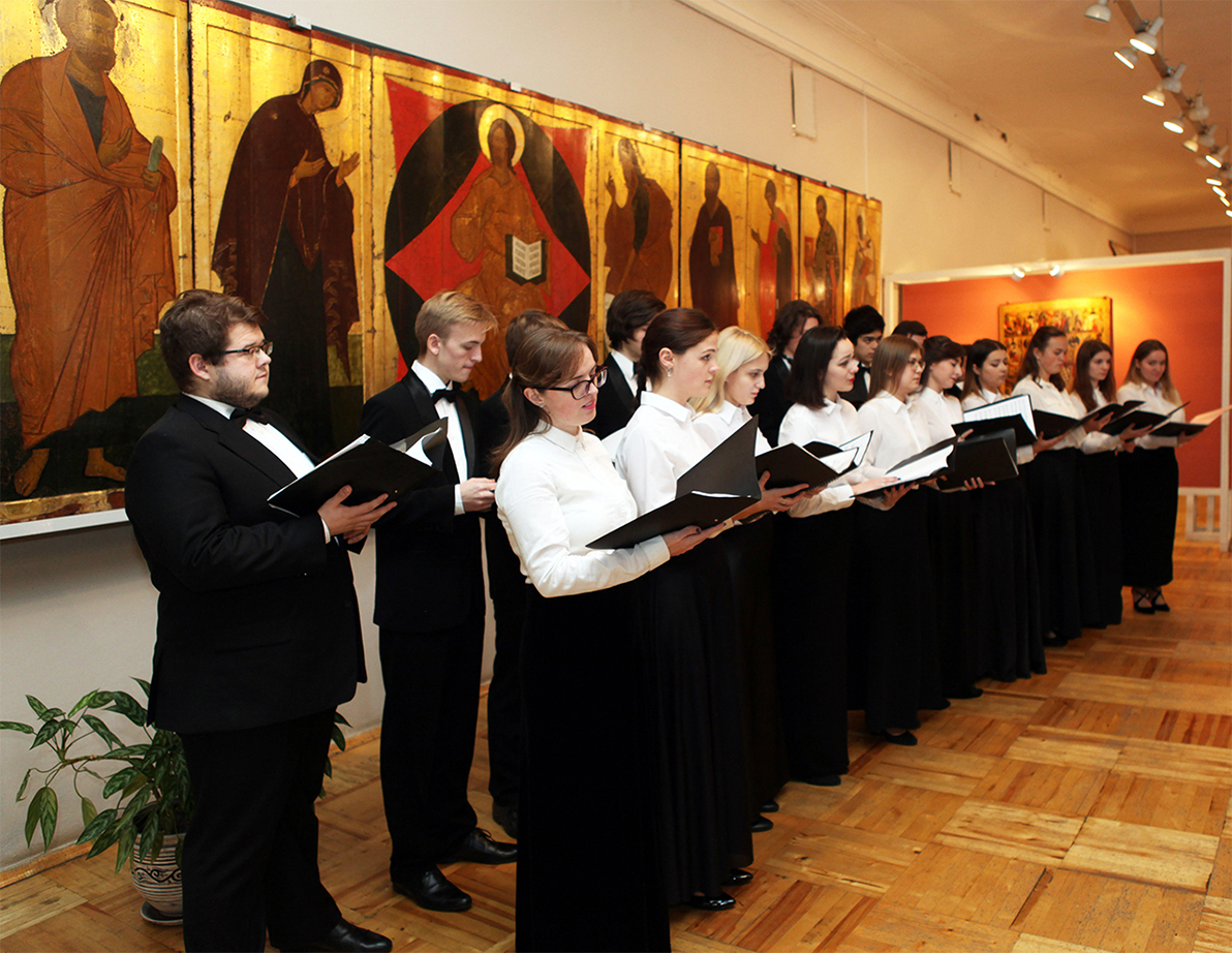 Moscow Youth Chamber Choir