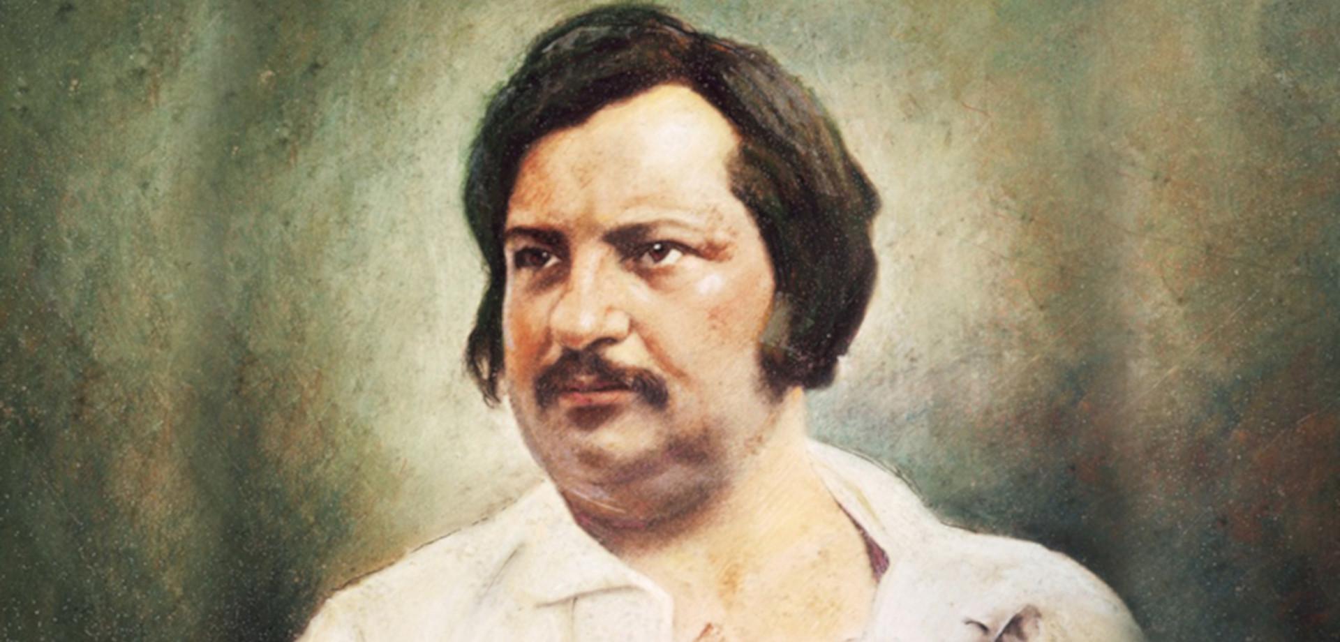 Ονορέ ντε Μπαλζάκ