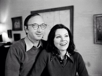 Νeil Simon & Joan Baim