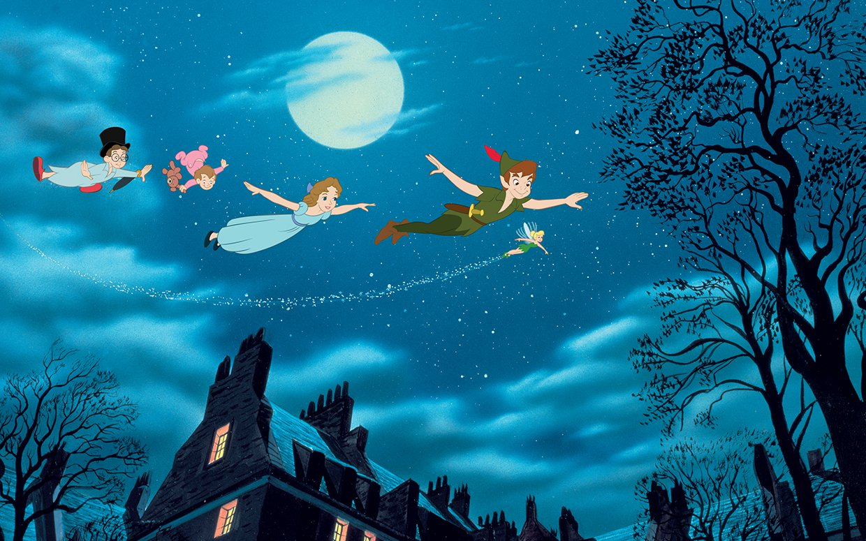PETER PAN / ΠΙΤΕΡ ΠΑΝ (1953, ΗΠΑ, 77') Σκηνοθεσία: Clyde Geronimi, Wilfred Jackson, Hamilton Luske