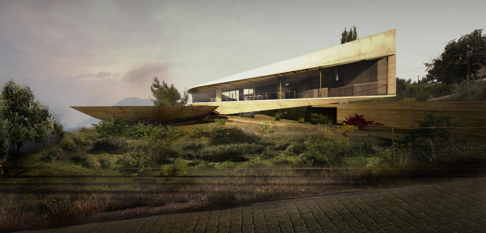 Κατοικία στην Εύβοια / Tense Architecture Network: Τηλέμαχος Ανδριανόπουλος, Νέστορας Σκαντζούρης