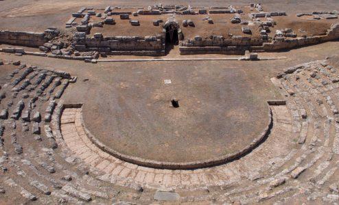 φεστιβάλ αρχαίου δράματος