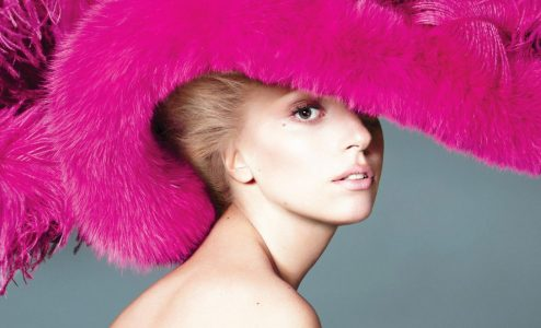 Vogue x music lady gaga
