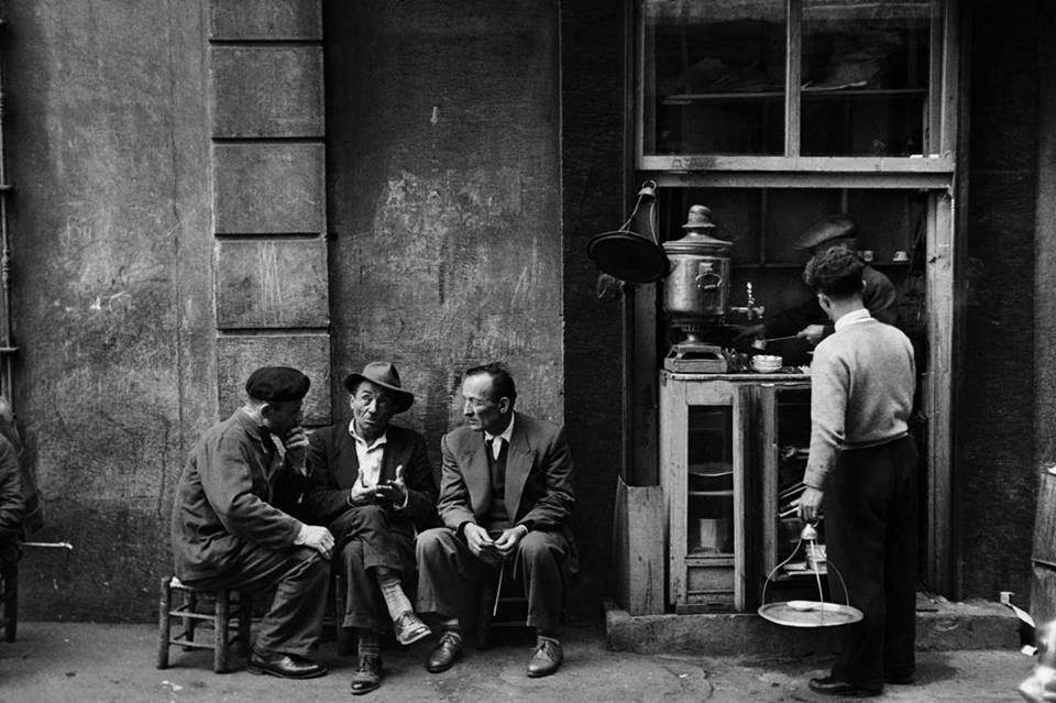 Κωνσταντινούπολη, 1958