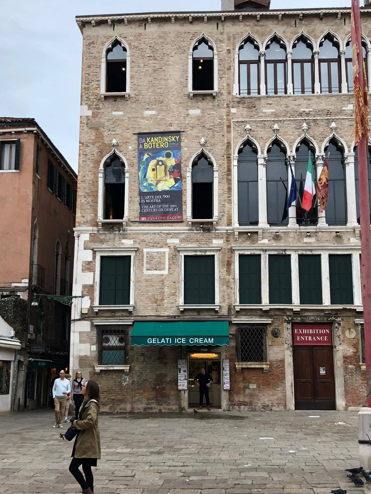 Το Palazzo Zaguri στη Βενετία