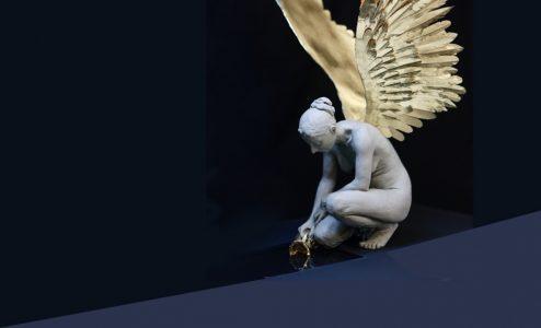 Αποτέλεσμα εικόνας για «Η Αγγελιαφόρος» Ίρις του γλύπτη Sam Jinks έρχεται στο Μουσείο Μπενάκη