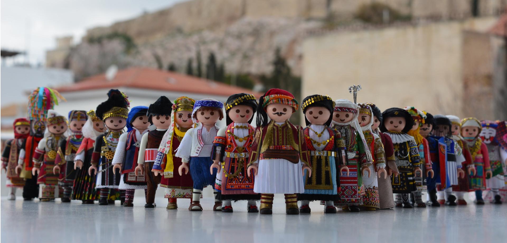 Kids' Xmas at Cycladic