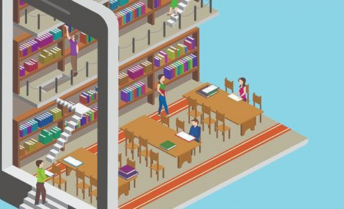 Γραμματισμός στα ΜΜΕ και βιβλιοθήκες