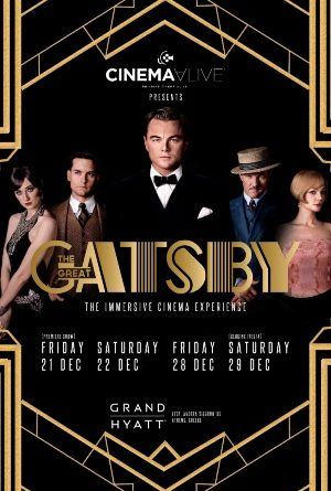 To «The Great Gatsby» με τον Λεονάρνο Ντι Κάπριο ζωντανεύει στην Αθήνα