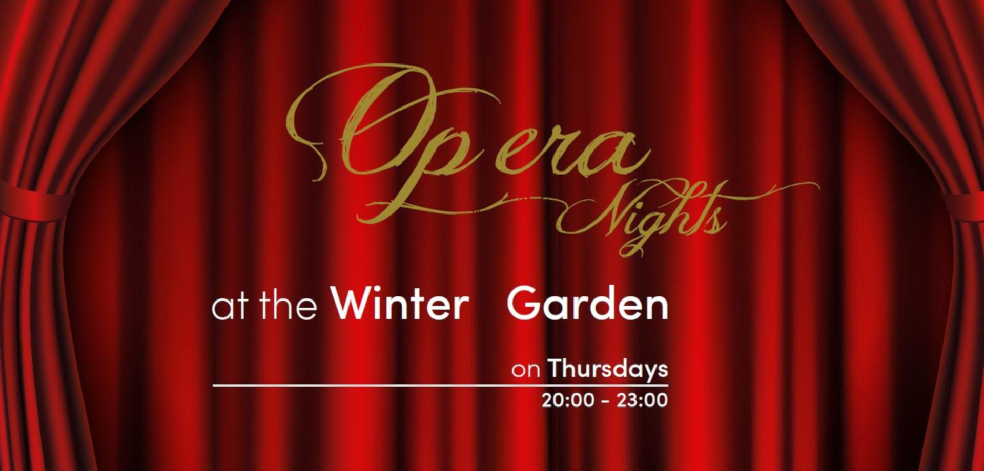 Βραδιές Όπερας Ξενοδοχείο Μεγάλη Βρεταννία
