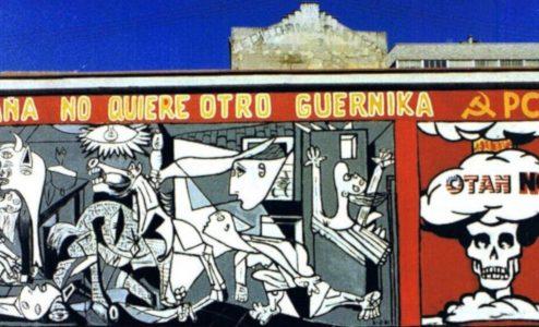 Πολεμώντας για την Ειρήνη: Ελλάδα – Ιταλία – Ισπανία στη δεκαετία του '80