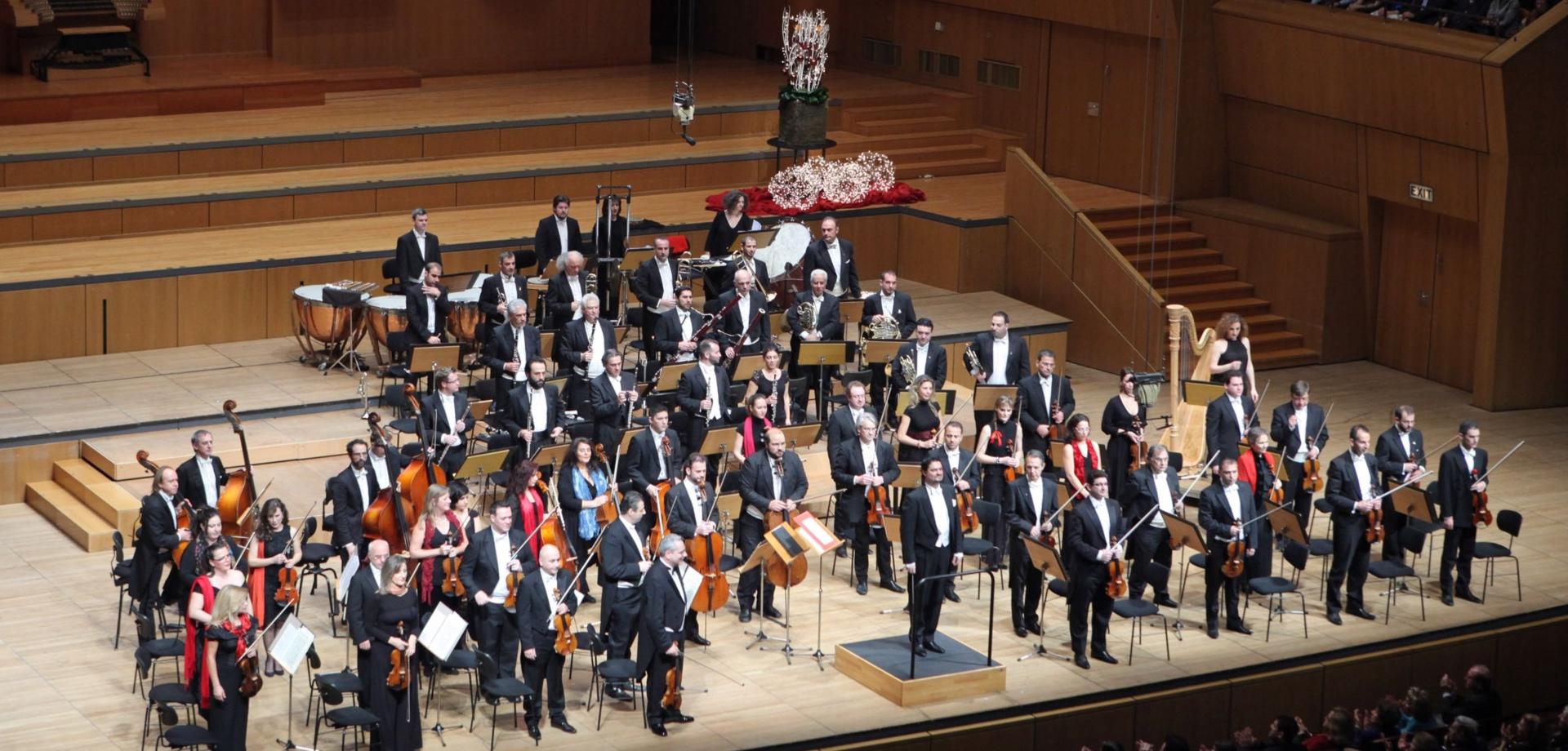Eoρταστικό γκαλά με την Κρατική Ορχήστρα Αθηνών στο Μέγαρο Μουσικής Αθηνών ecda6831e74