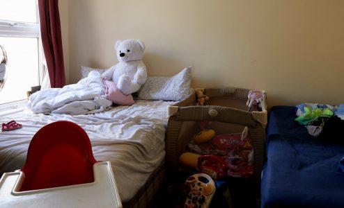 Bedrooms of London