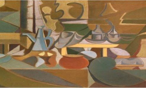 Πολύτιμα έργα ζωγραφικής από το Μουσείο Νεοελληνικής Τέχνης Δήμου Ρόδου