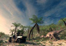 Ταξίδι στον Κόσμο των Δεινοσαύρων