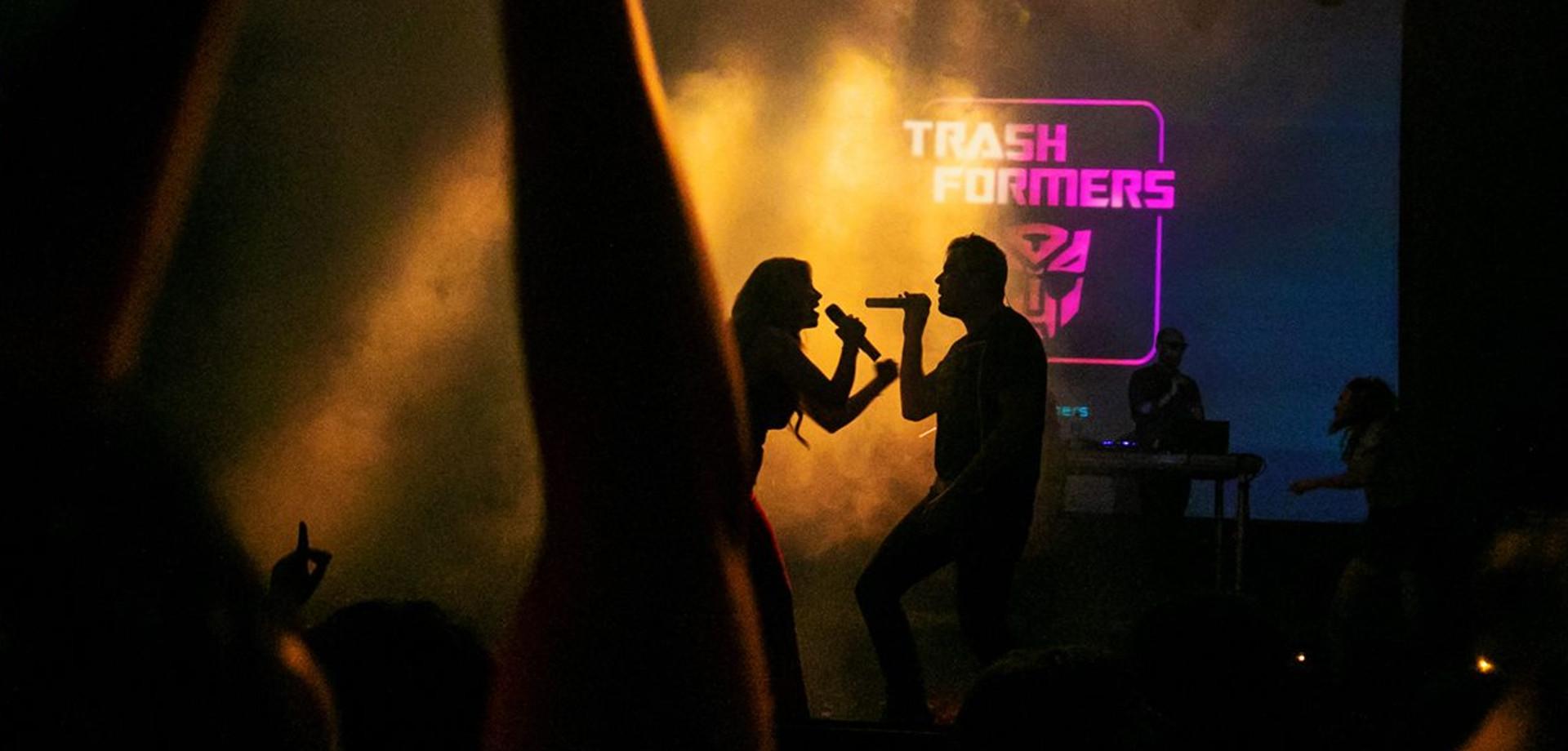 Trashformers
