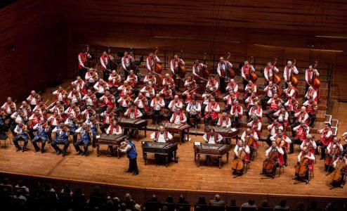 H Τσιγγάνικη Συμφωνική Ορχήστρα της Βουδαπέστης