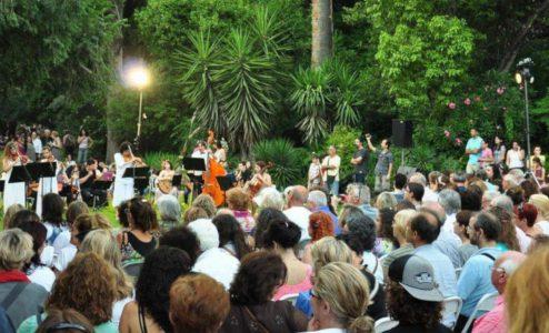 Athens gardens festival 2019