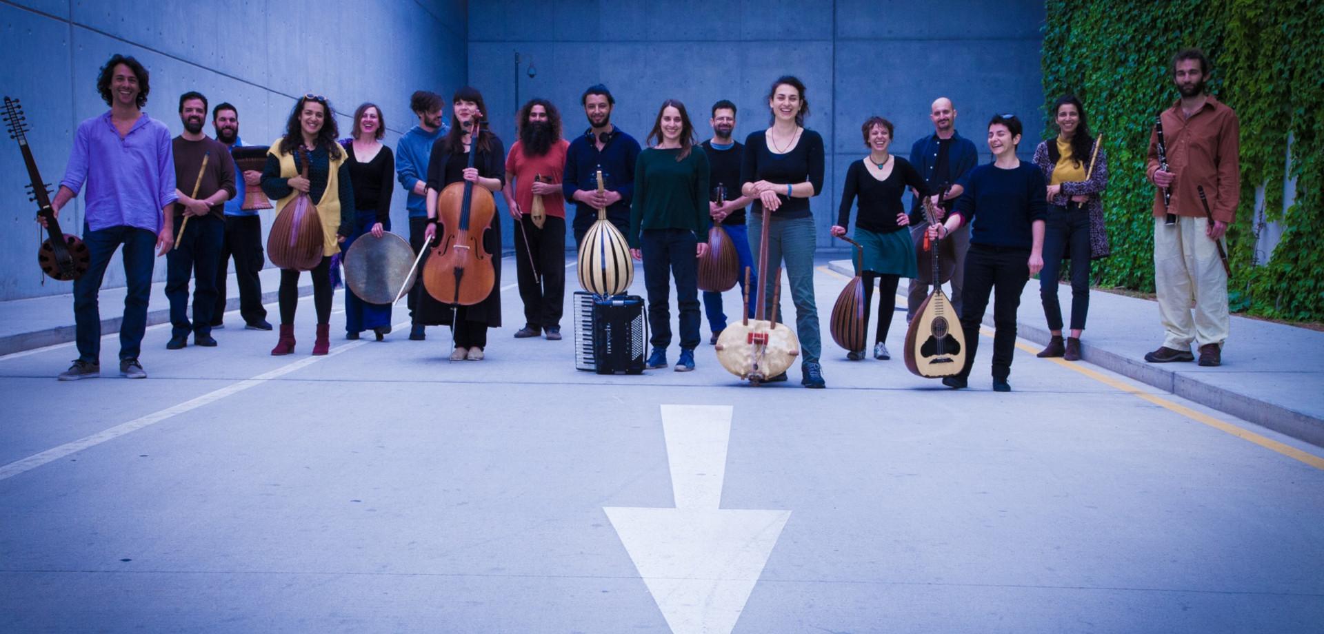 Συναυλία Διαπολιτισμικής Ορχήστρας