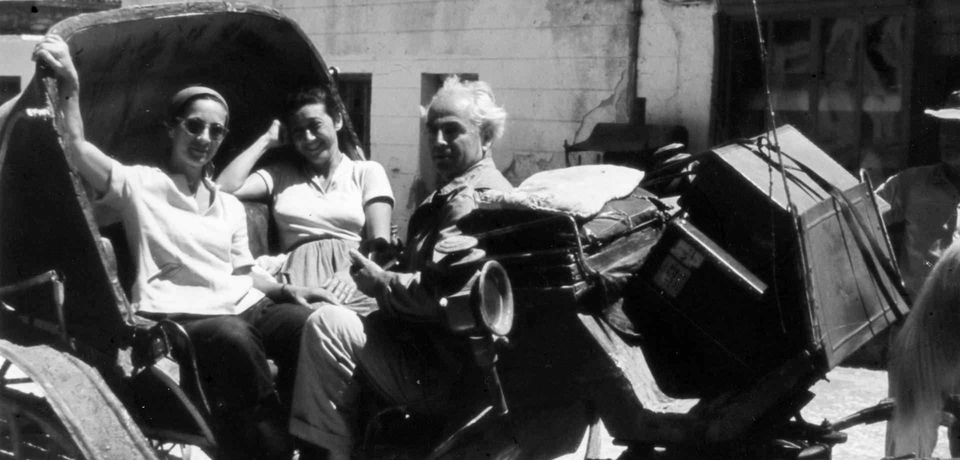 ΧΡΗΣΤΟΣ ΚΑΠΡΑΛΟΣ ΚΑΙ ΒΑΣΩ ΚΑΤΡΑΚΗ, ROMA GALLERY